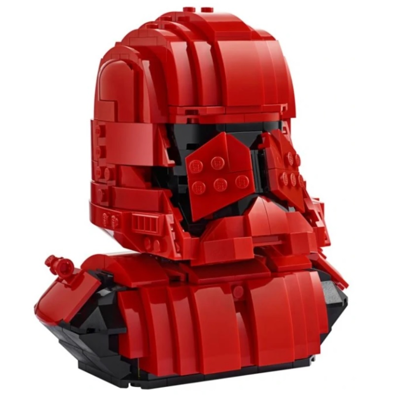 lego star wars busts sith trooper bust