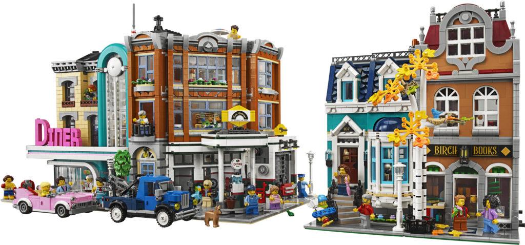 lego modular sets