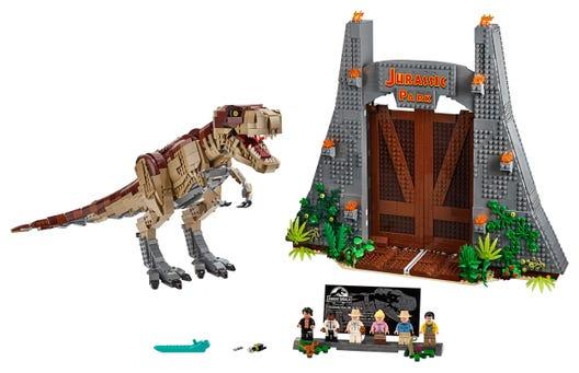 LEGO JP Gates