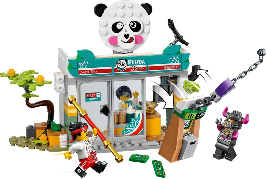 lego modular sets monkie kid