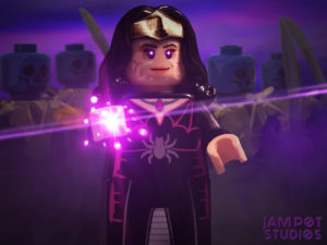 LEGO Magic the Gathering: Planeswalkers