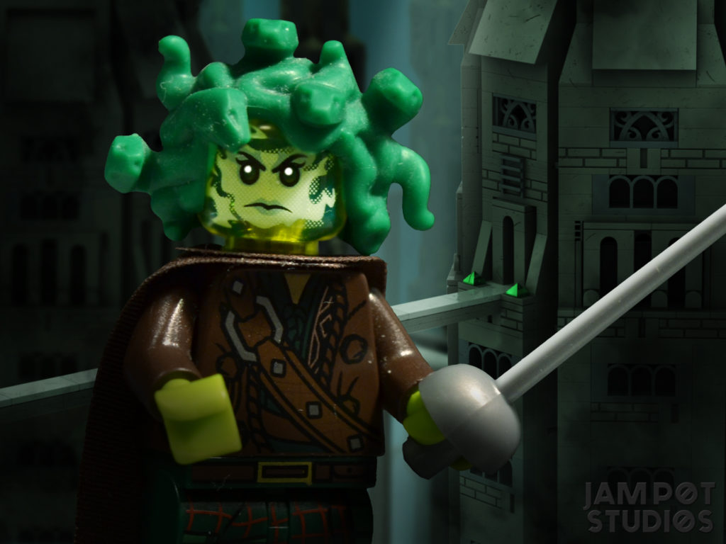 LEGO Magic the Gathering vraska