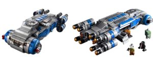 Star Wars Galaxy's Edge LEGO Sets