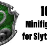 10 Minifigures for Slytherin: Make Your Own Hogwarts Students!