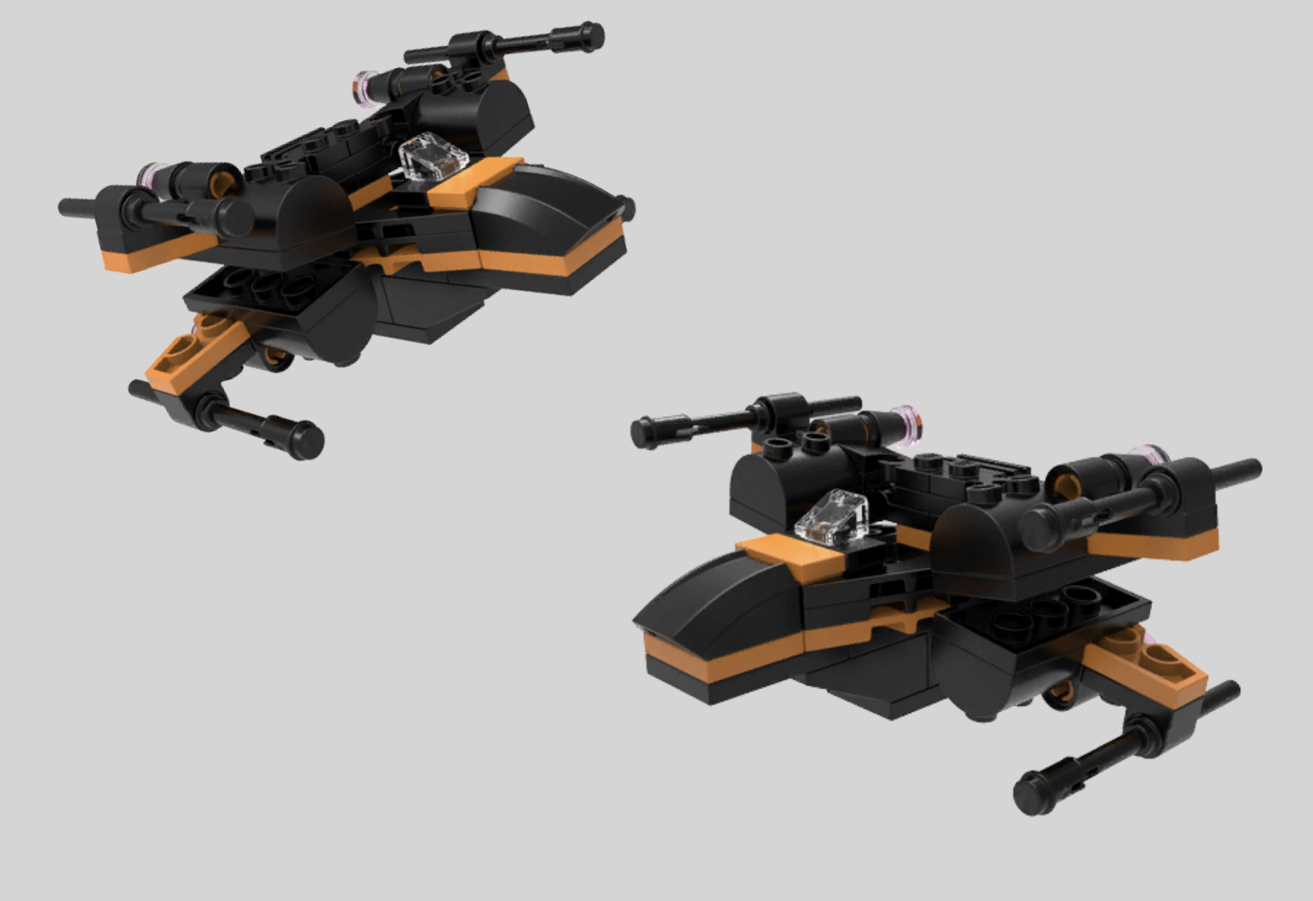 star wars microfighters x-wing
