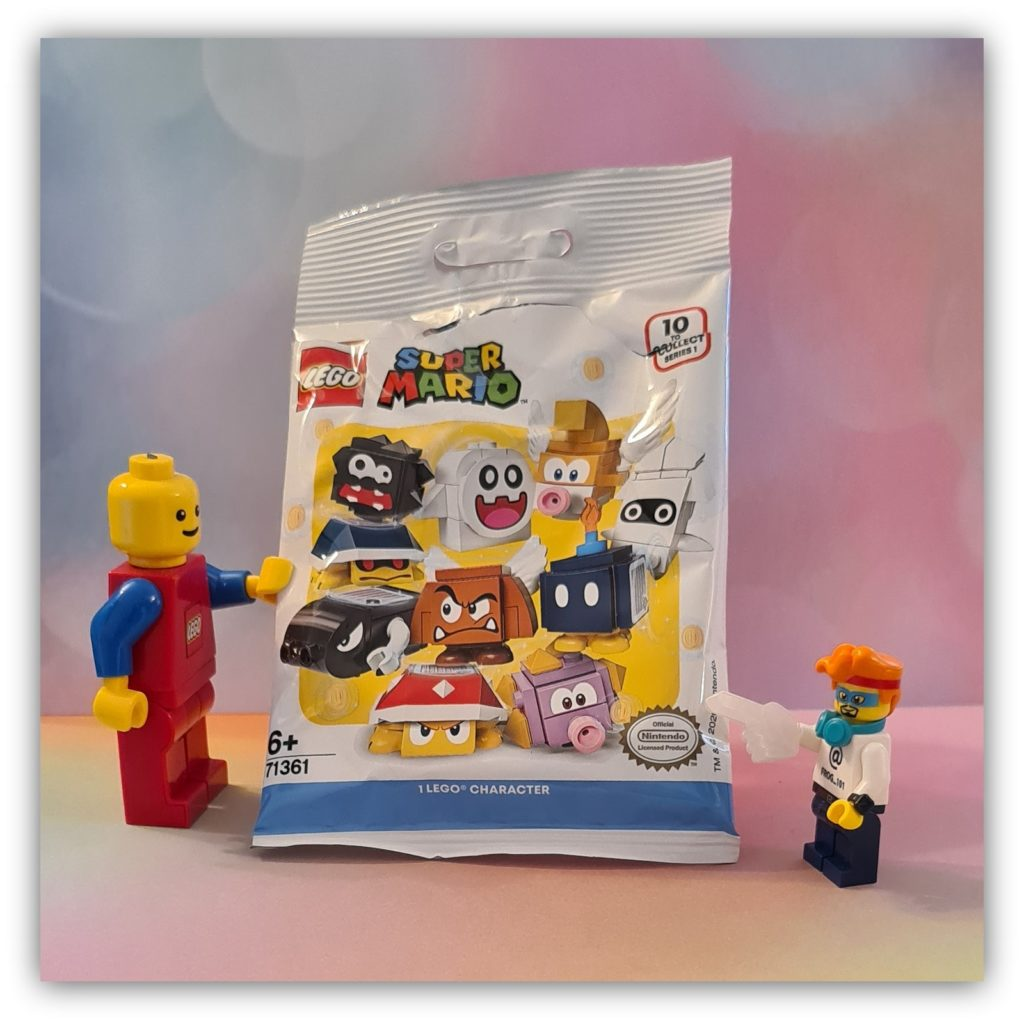 lego super mario package