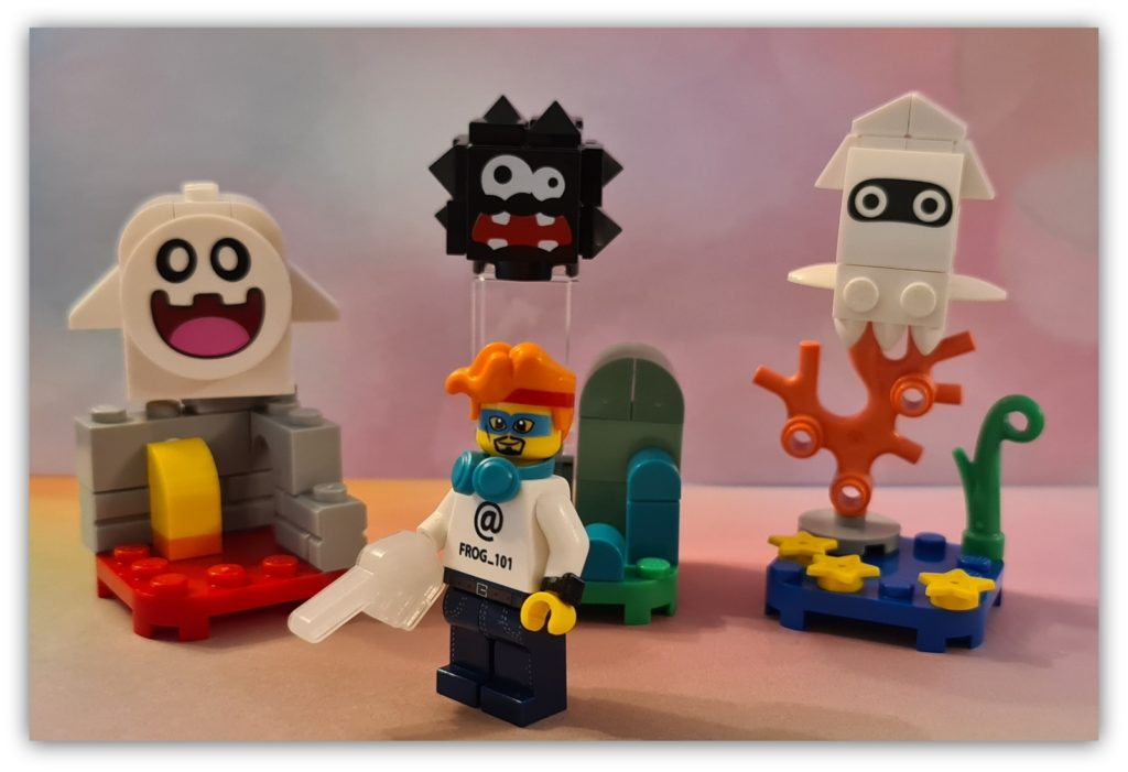 lego super mario character pack