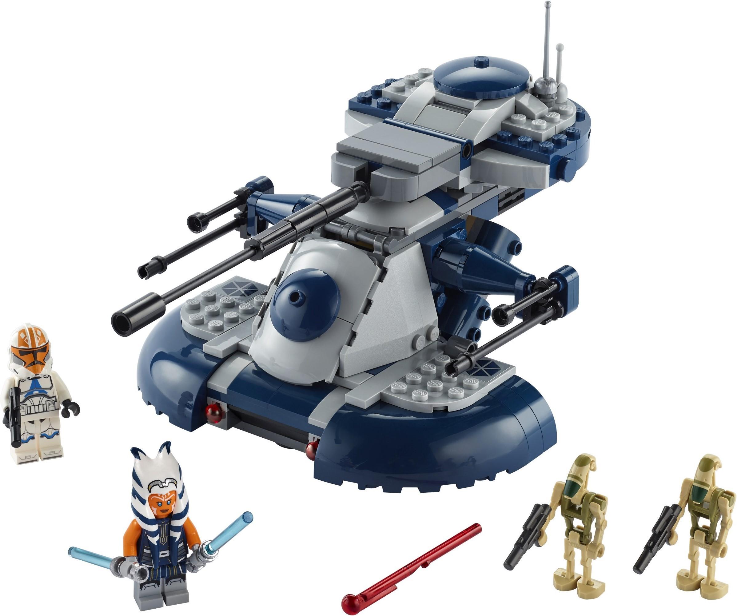 lego star wars 2020 armoured assault tank