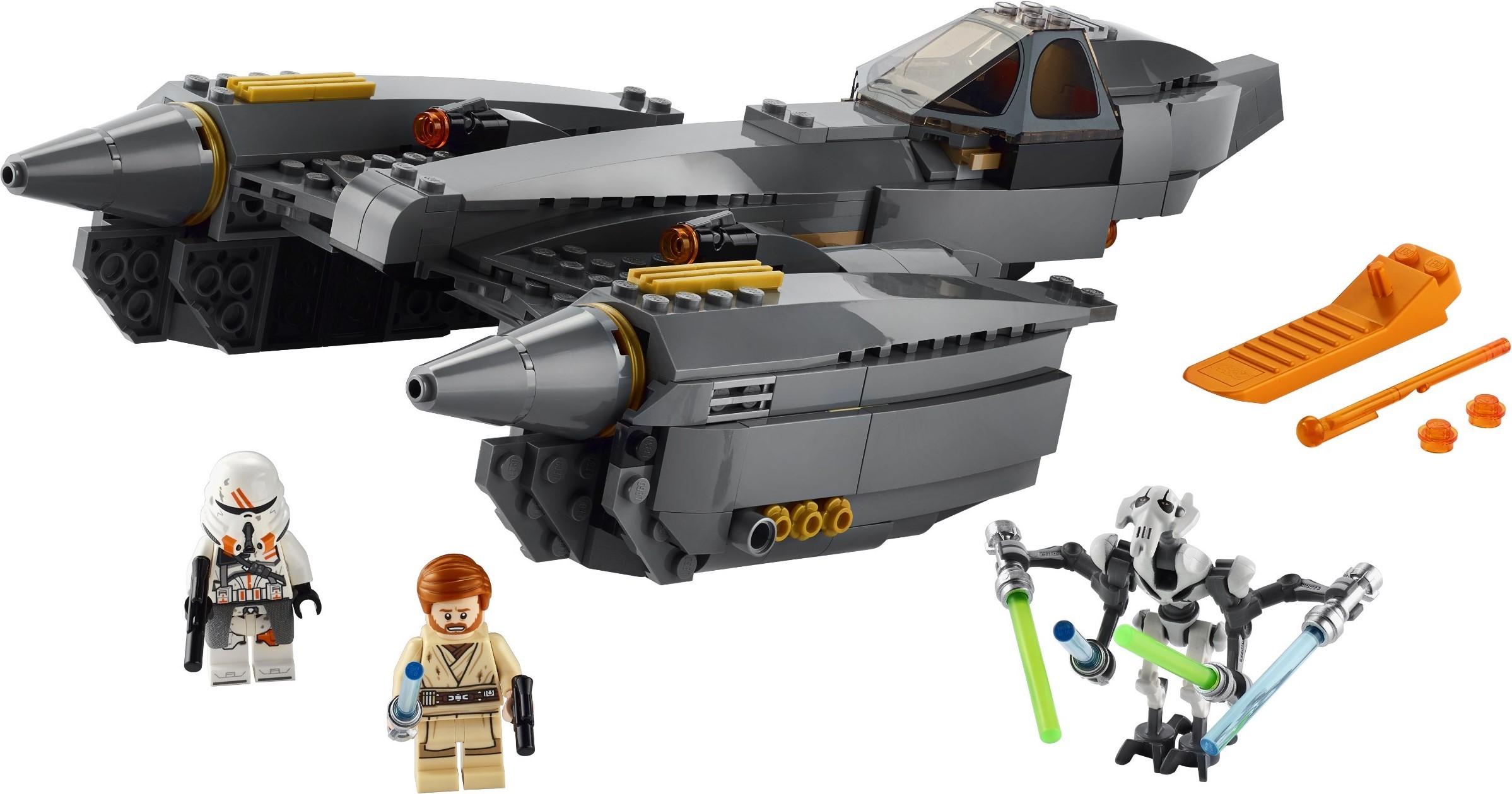 lego star wars 2020 general grievous's starfighter