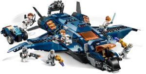 Which LEGO Quinjet is the Best: The Ultimate Showdown!