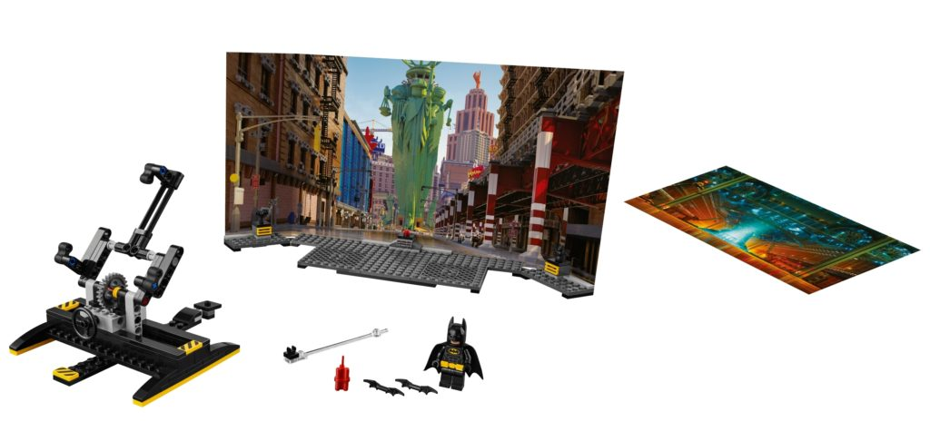 Just2Good Interview LEGO Tripod