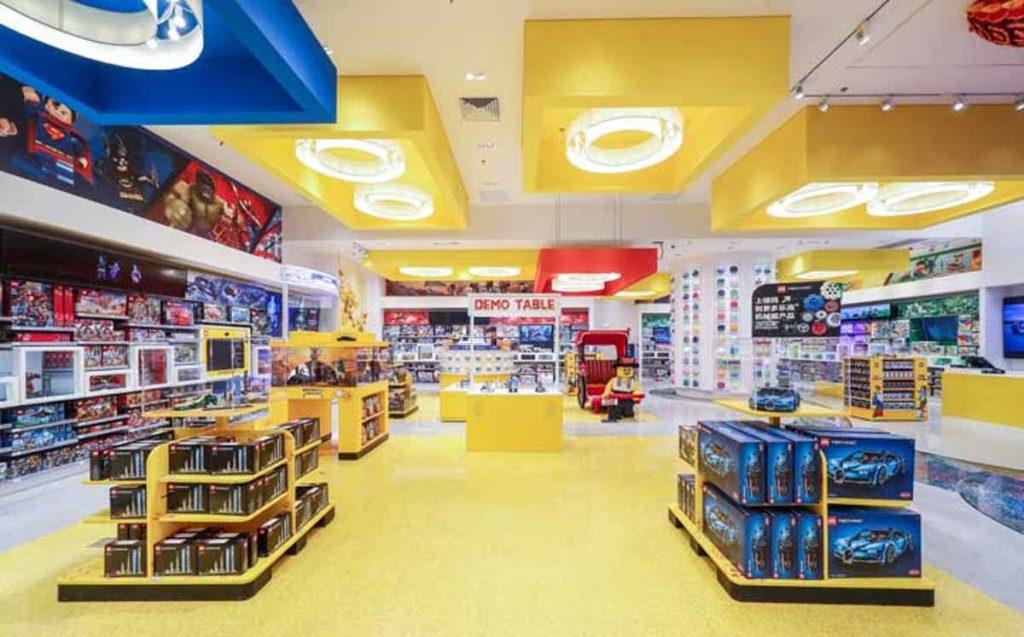 LEGO Store Image