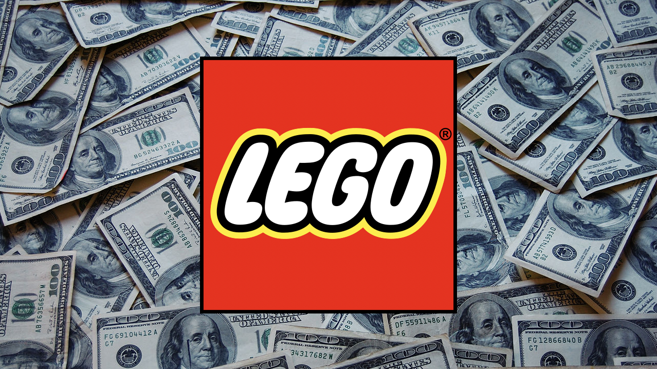 LEGO Investment - header image