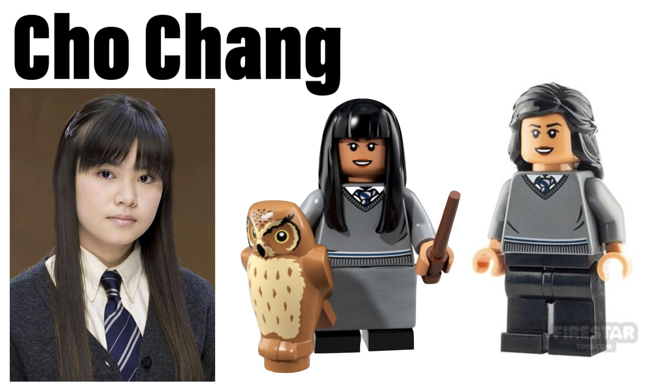ravenclaw minifigures cho chang