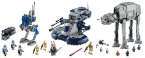 May the Force Be With You: A Look at the New 2020 LEGO Star Wars Sets