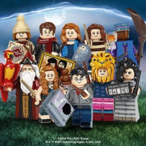 LEGO Harry Potter CMF Series 2: A Quick Look at the New Minifigures