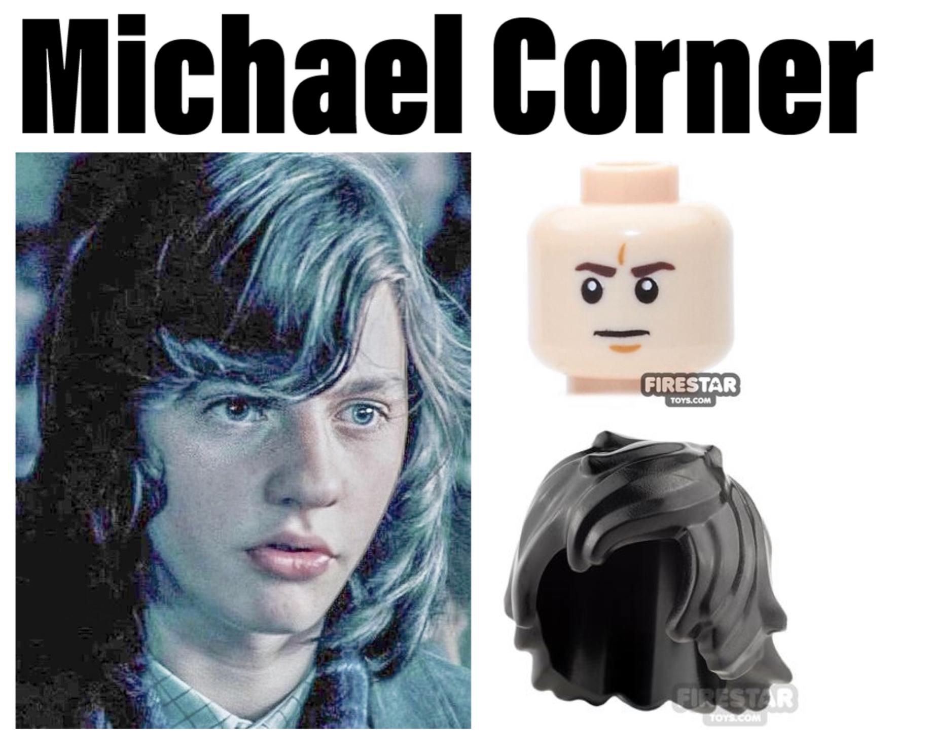 ravenclaw minifigures michael corner