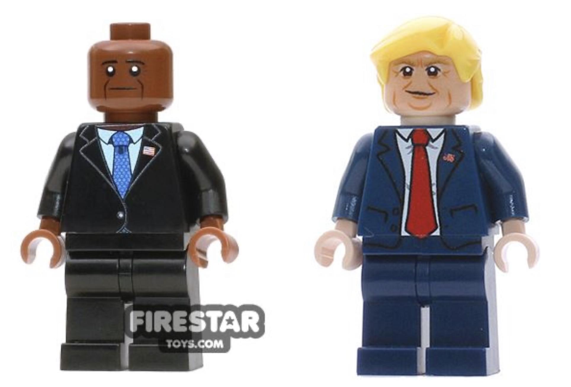 lego politics us presidents