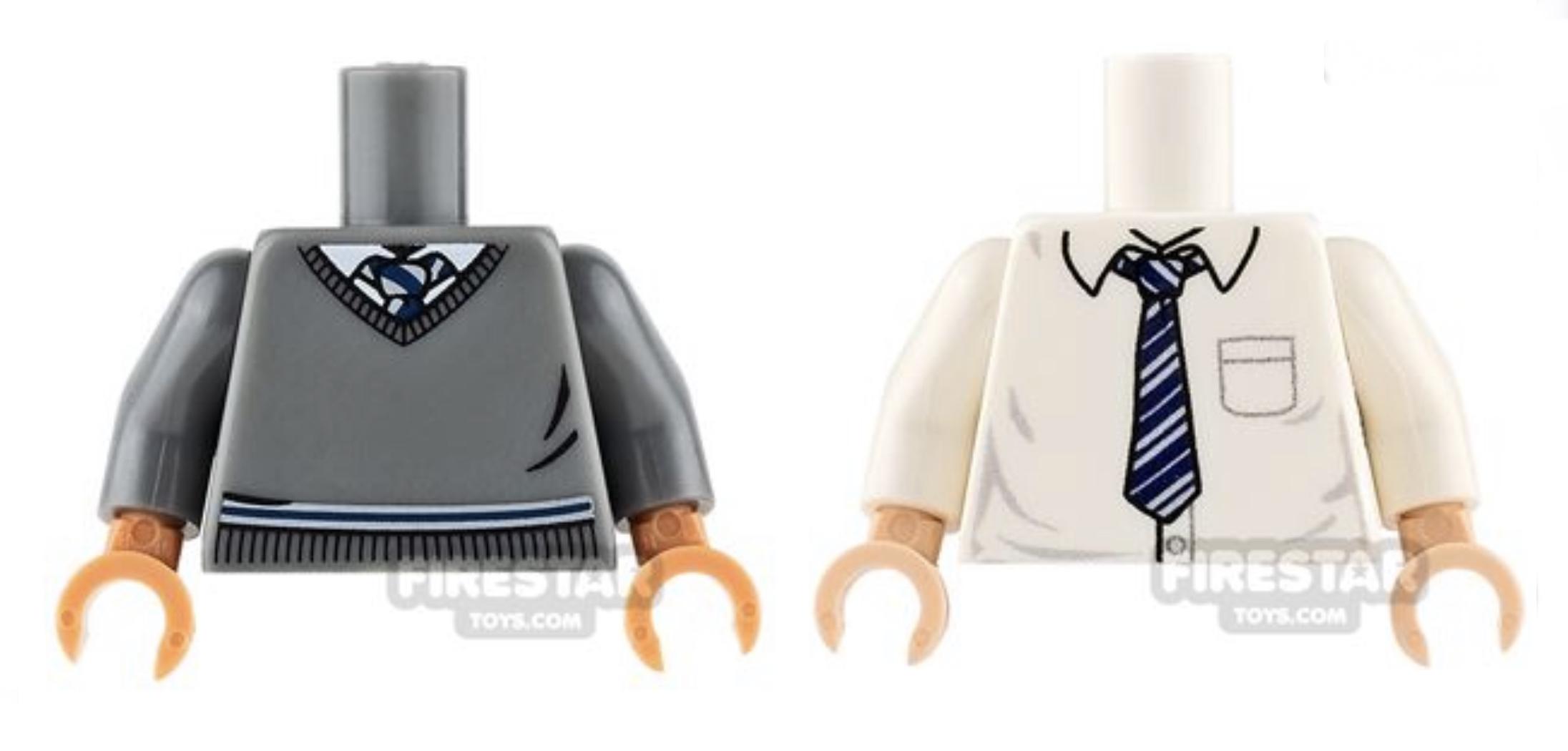 ravenclaw minifigures torsos