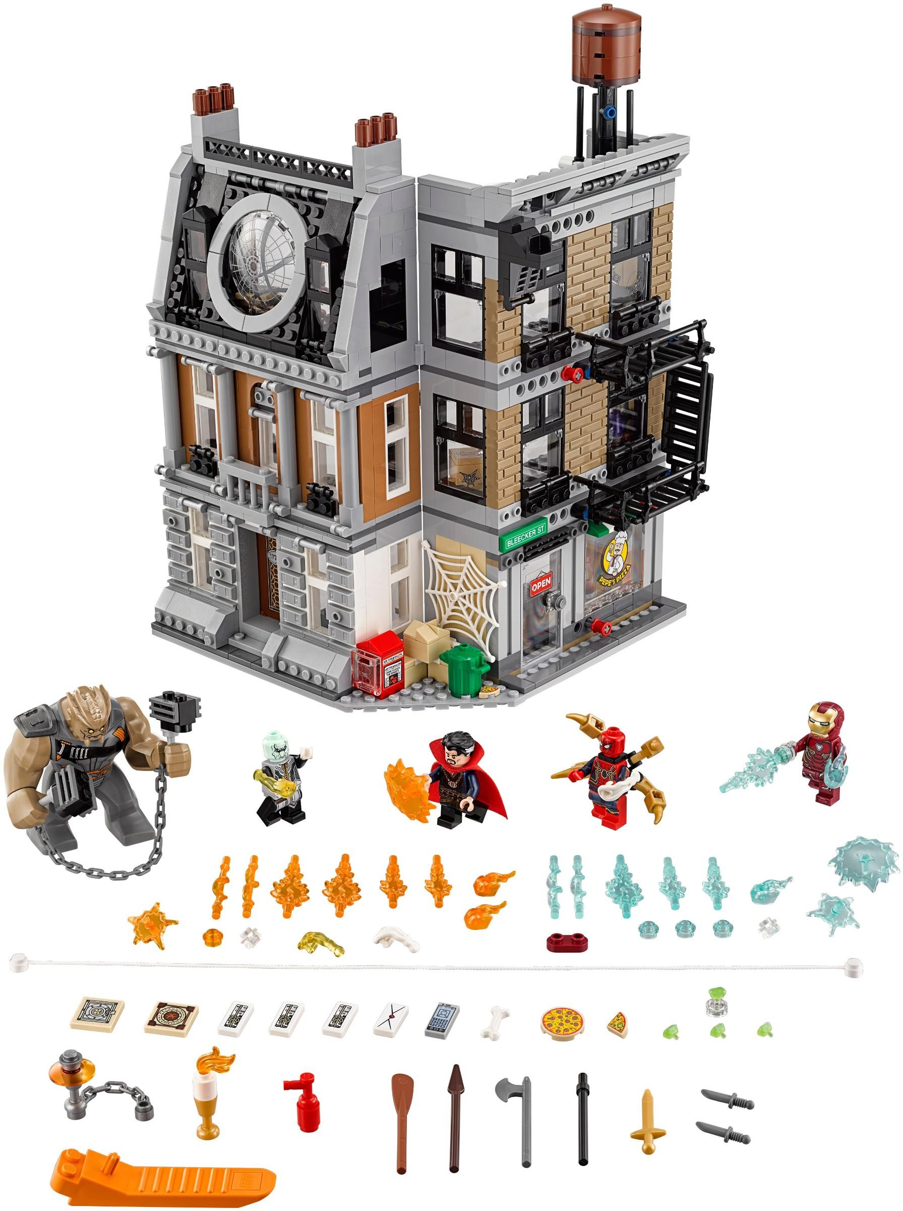 best lego marvel