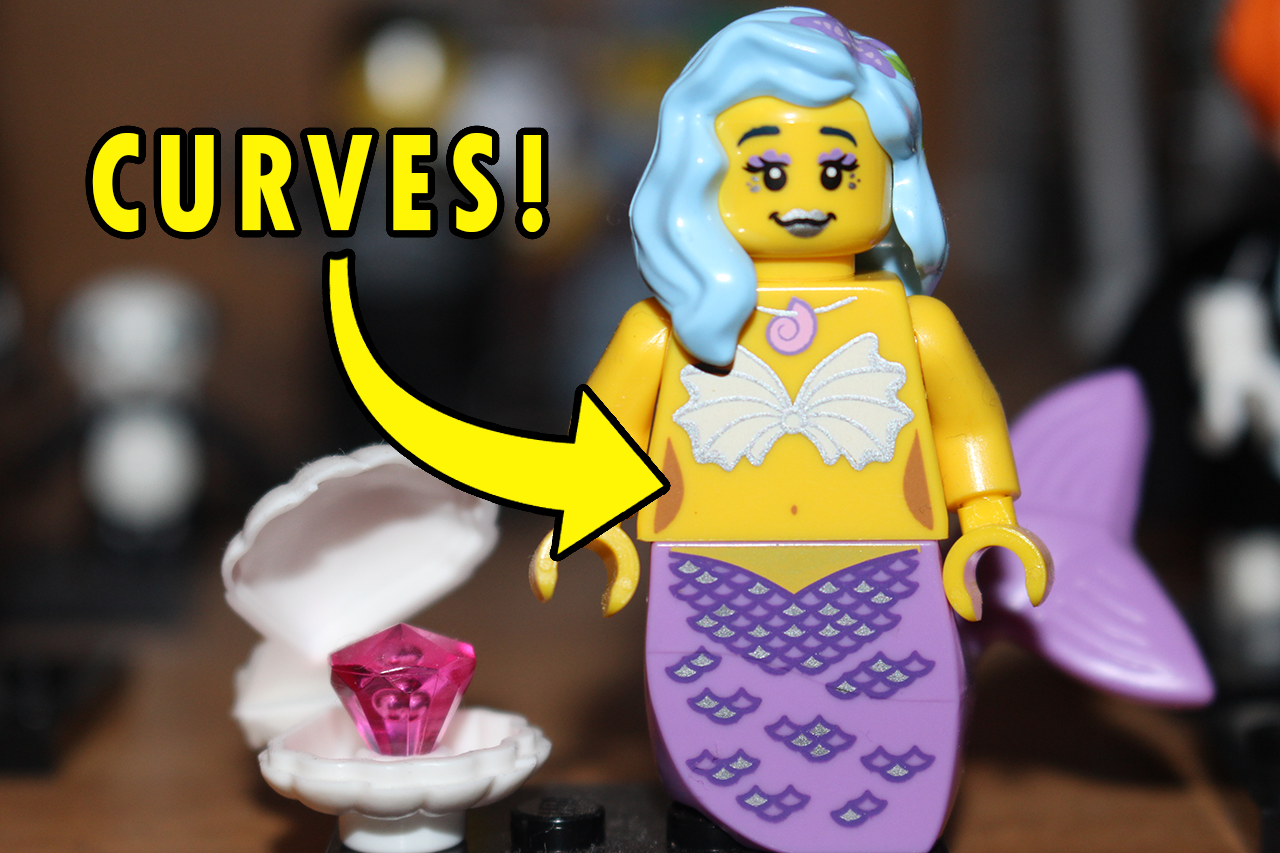 lego facts female torsos