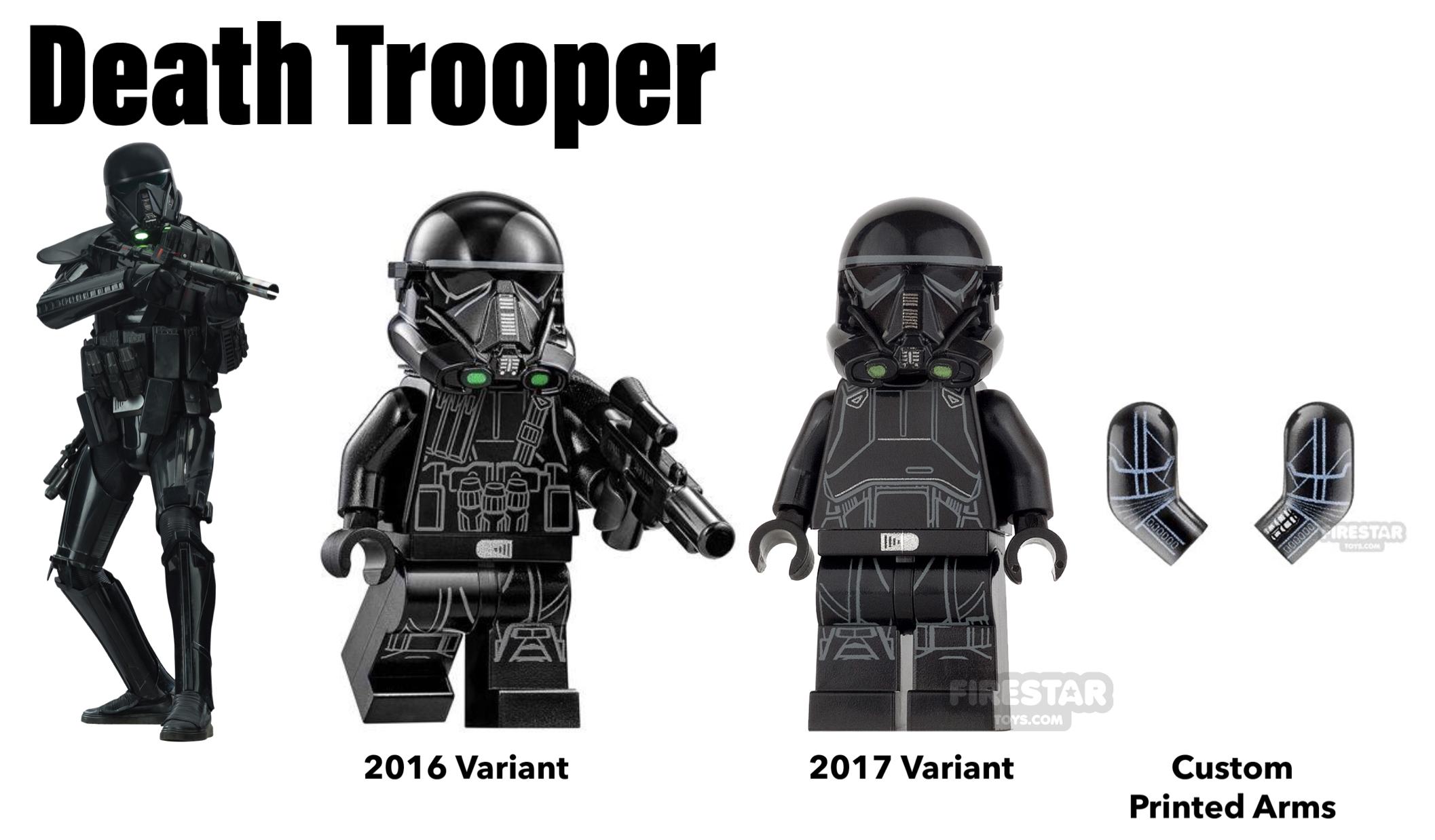 lego stormtrooper death trooper