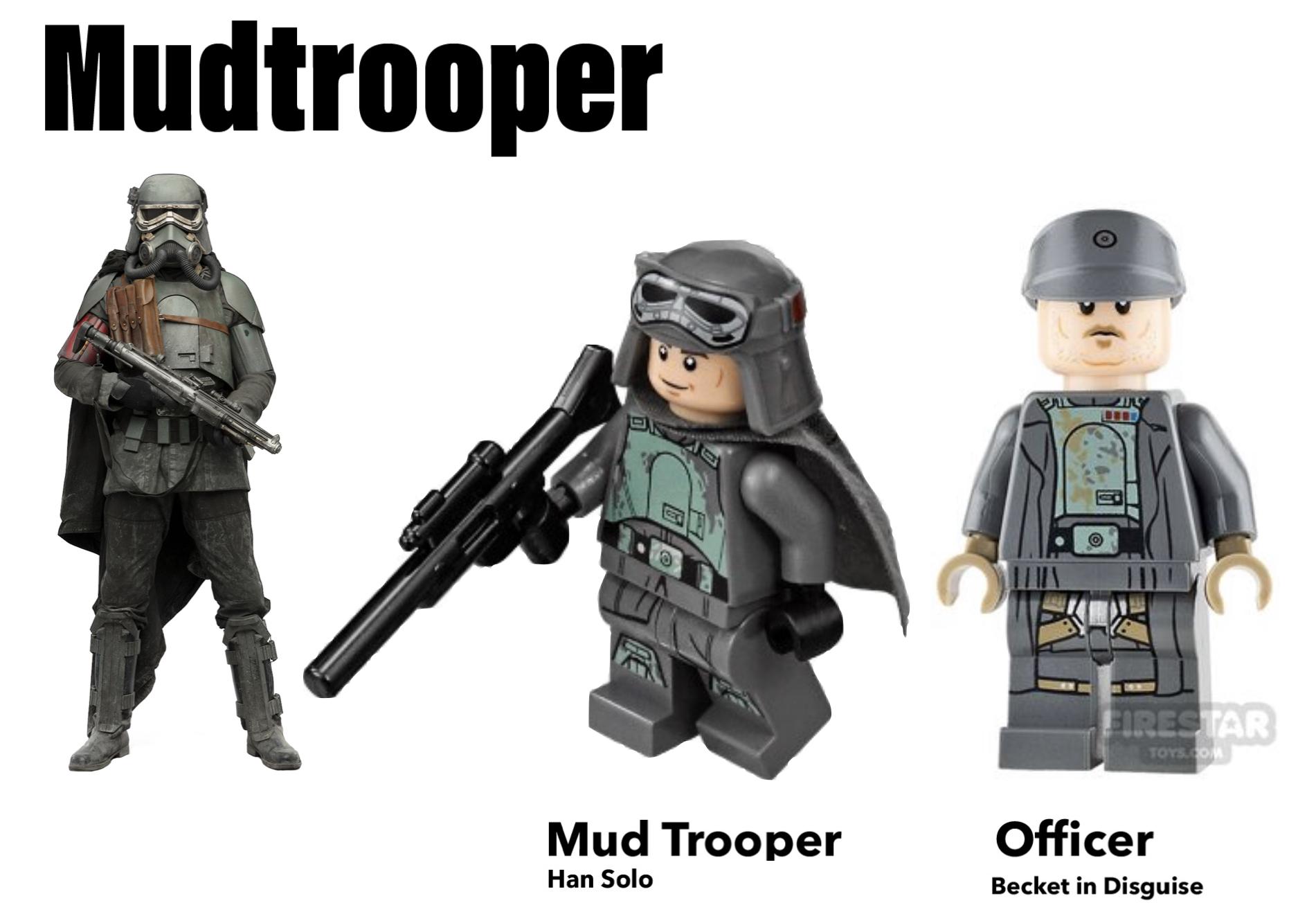 lego stormtrooper mudtrooper