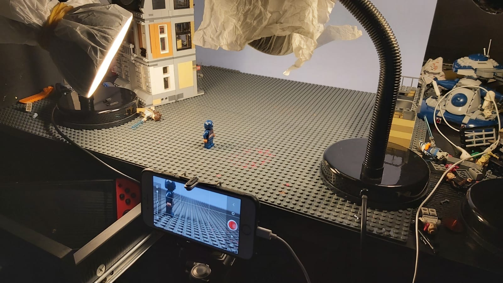 brickfilms setup