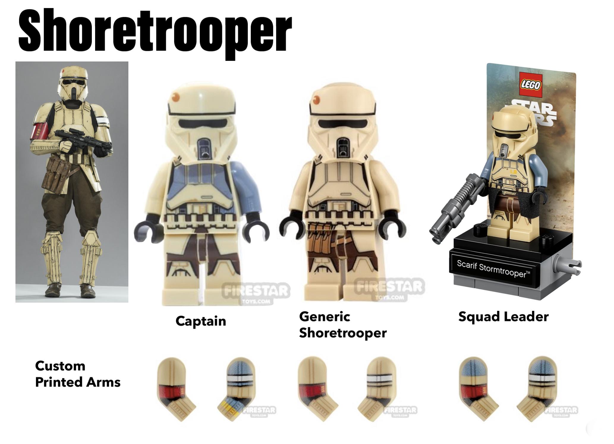 lego stormtrooper shoretrooper