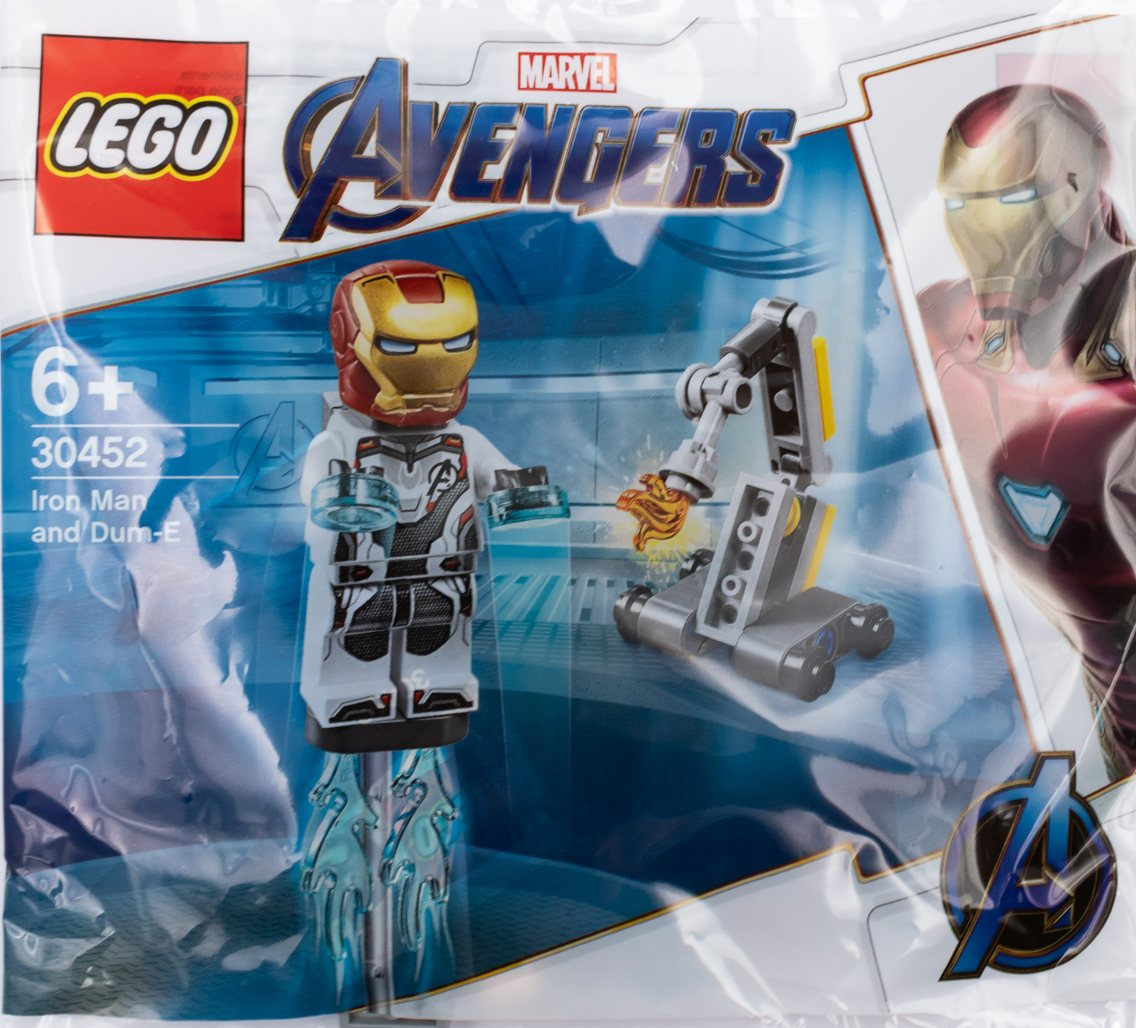 2019 lego marvel sets