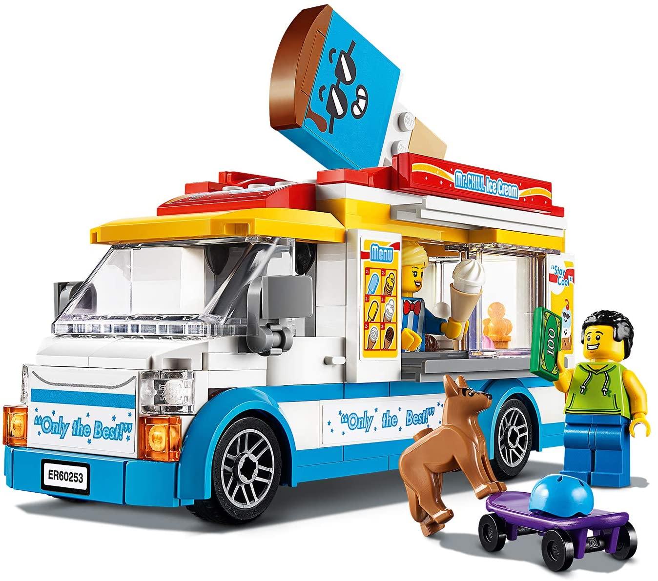 Ice-Cream Truck Set