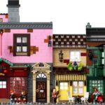 LEGO Diagon Alley: A Brief Review of a Magical Set (75978)