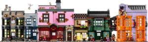 LEGO Diagon Alley: A Brief Review of a Magical Set (75978)