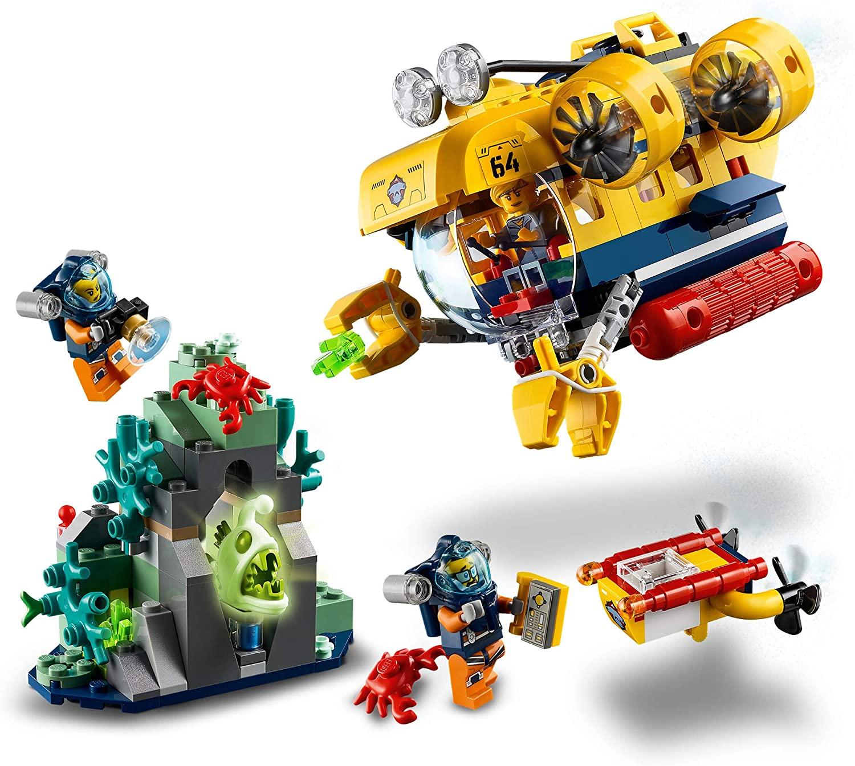 LEGO 60264 – City Ocean Exploration Submarine