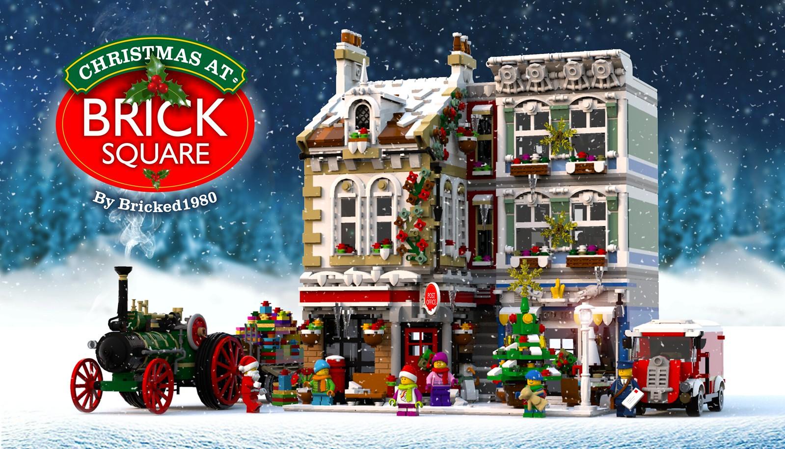 Christmas At Brick Square