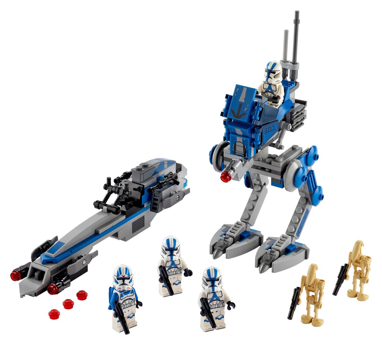 LEGO 501st Battlepack