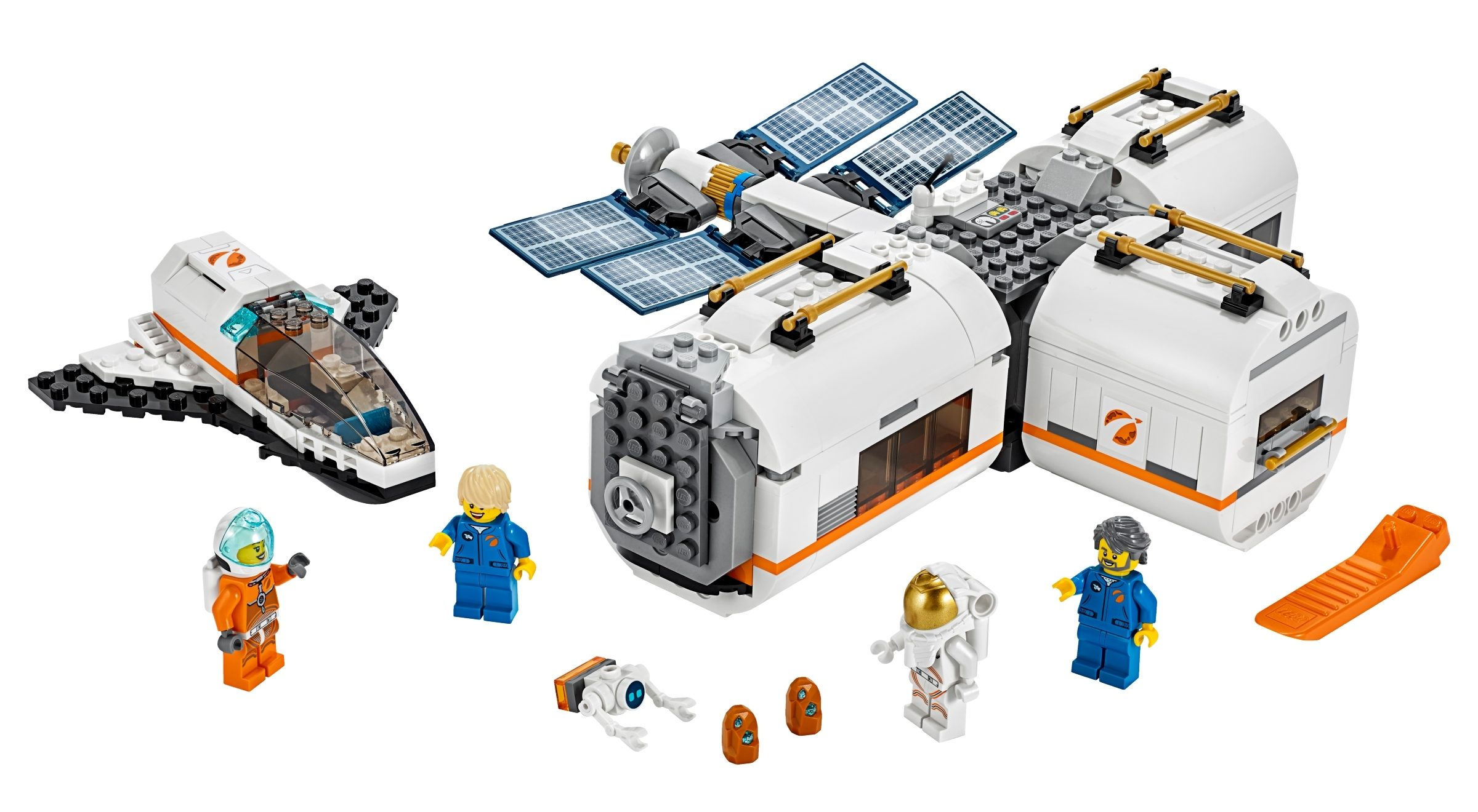 LEGO Space Station Set