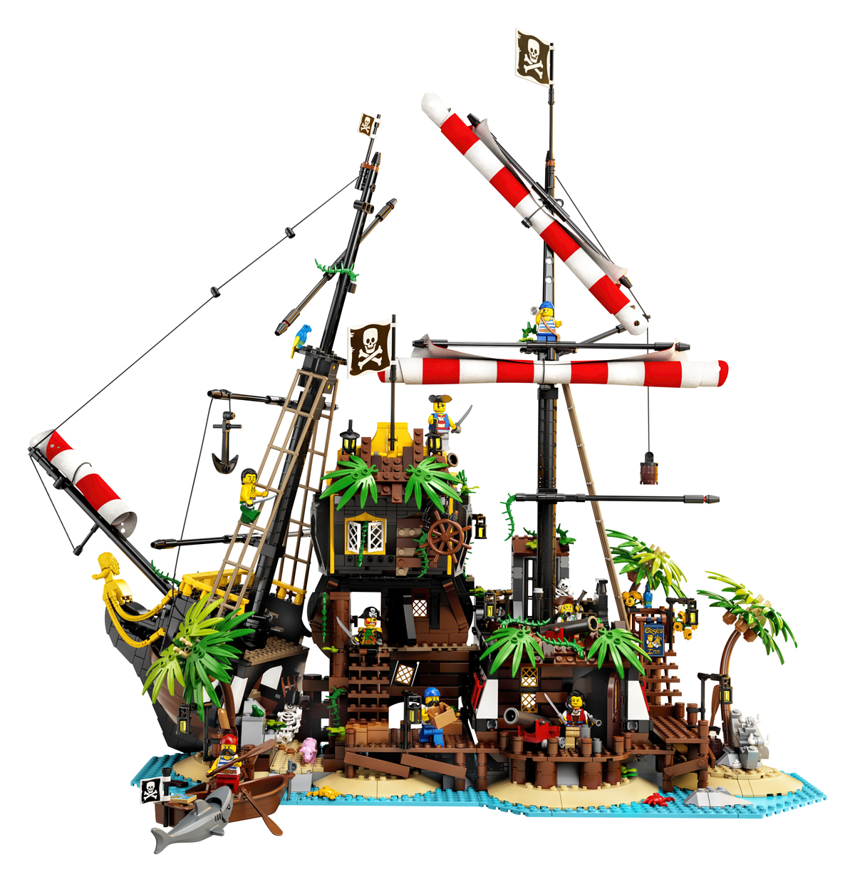 LEGO Christmas Gift Guide - Baracuda Bay