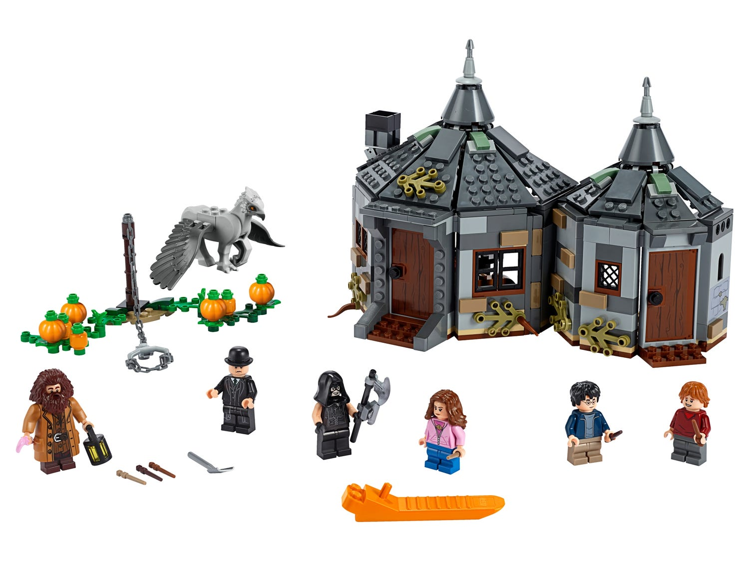 LEGO Christmas Gift Guide - Hagrid's Hut