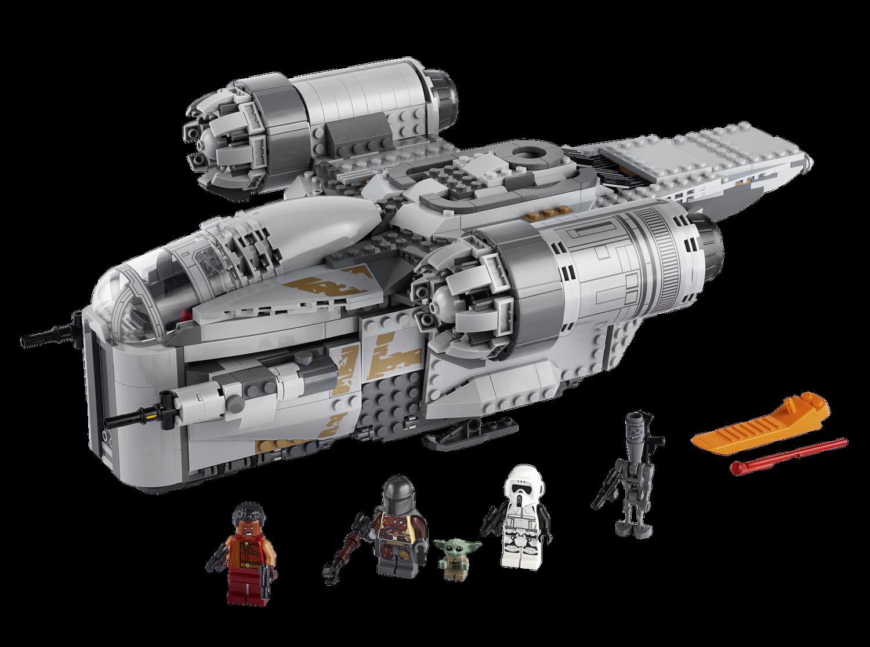 LEGO Christmas Gift Guide - LEGO Star Wars Razor Crest