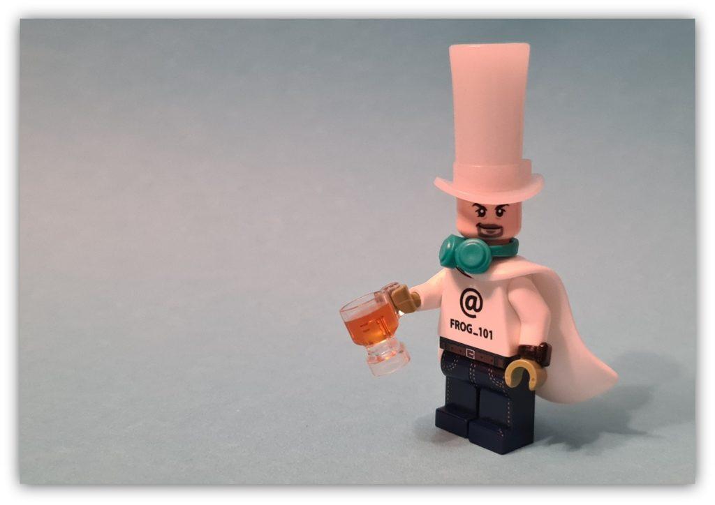 custom christmas lego