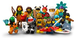 LEGO CMF 21: A Brief Overview of the New Collectible Minifigures