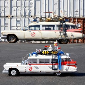 LEGO 10274 Ghostbusters ECTO-1: A review