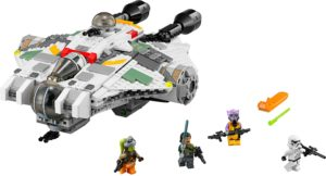 LEGO 75053 The Ghost & 75048 The Phantom Set Reviews