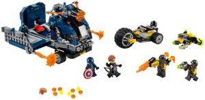 2020 LEGO Marvel Sets: A Retrospective (Part 1)