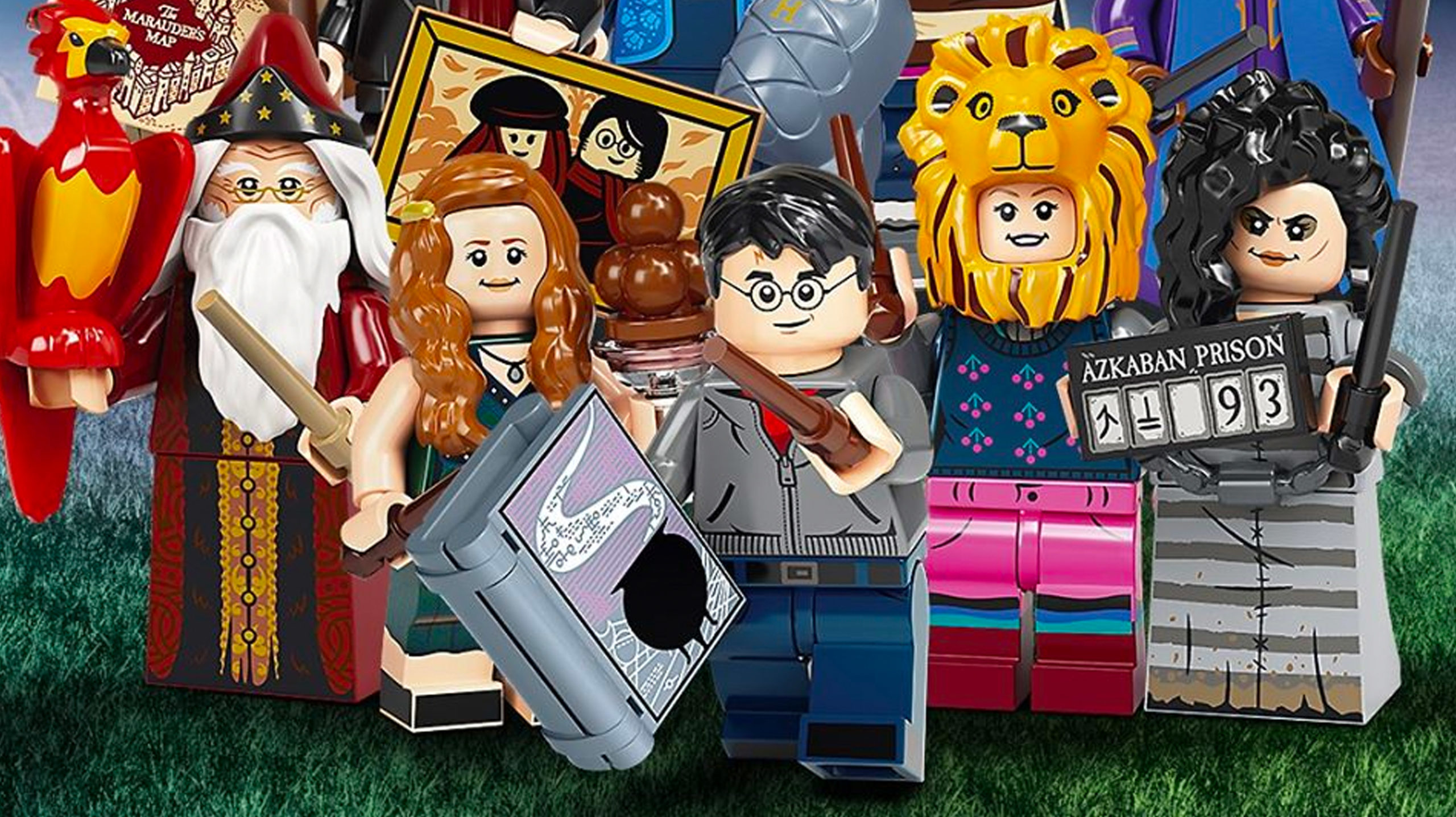 HP Collectable Minifigures Series 2