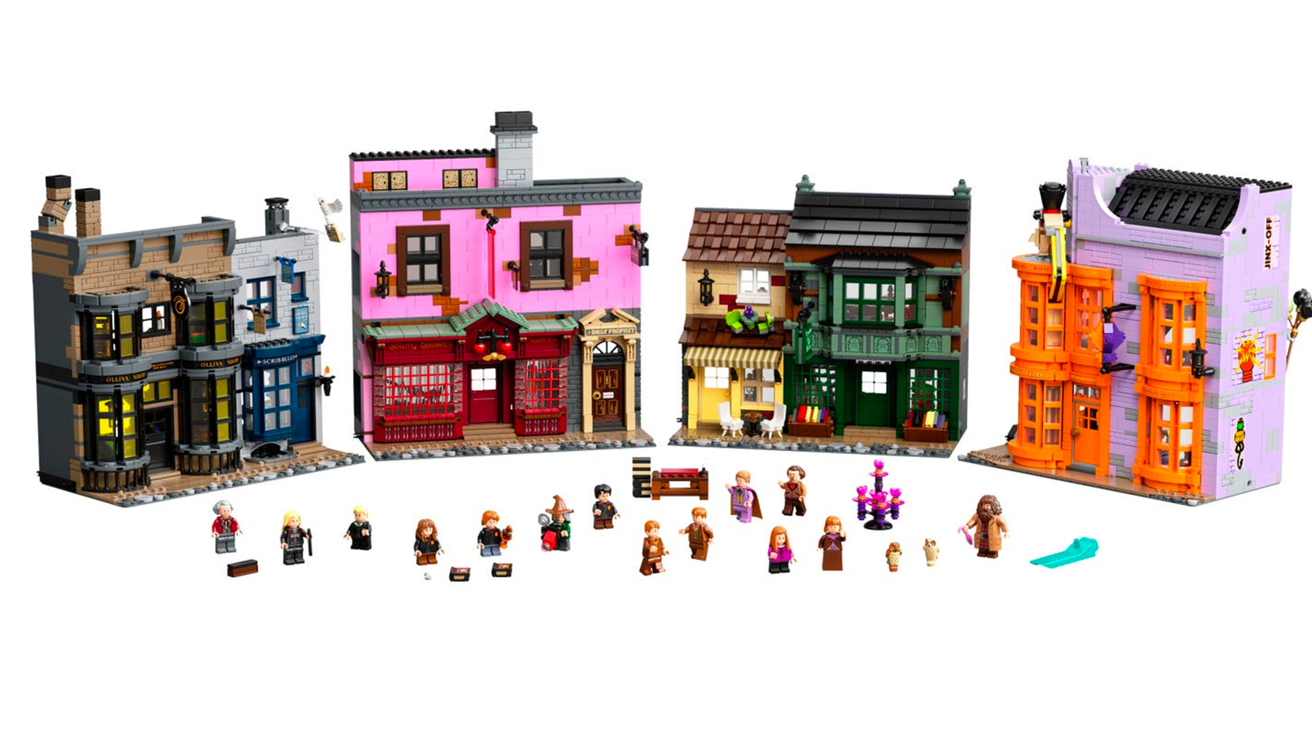 LEGO Harry Potter - Diagon Alley