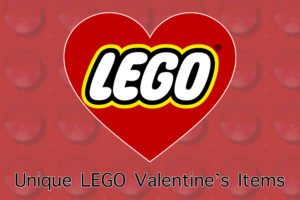Celebrate Valentine's Day with LEGO – LEGO Valentine's Day