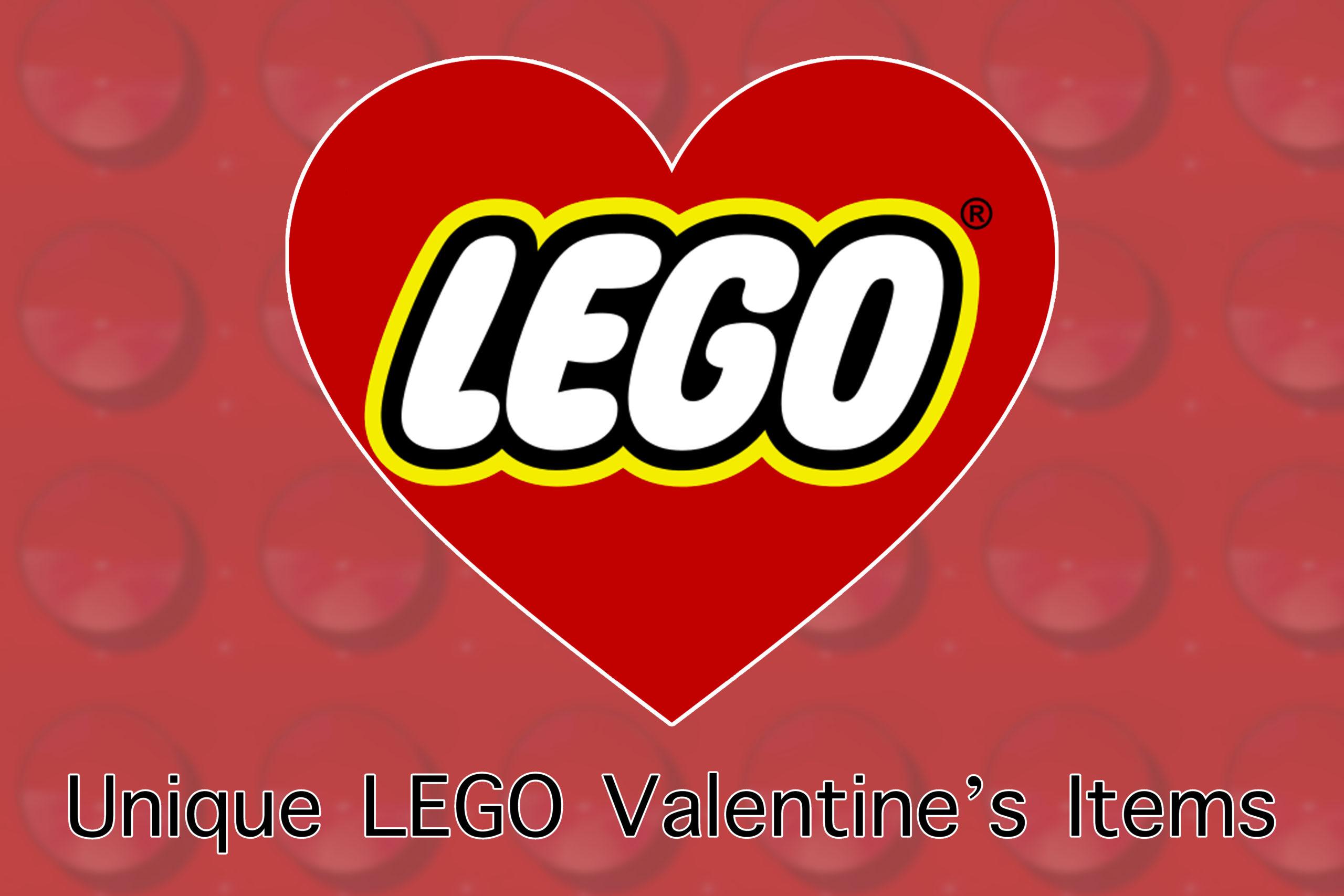 LEGO Valentine's Day - Header