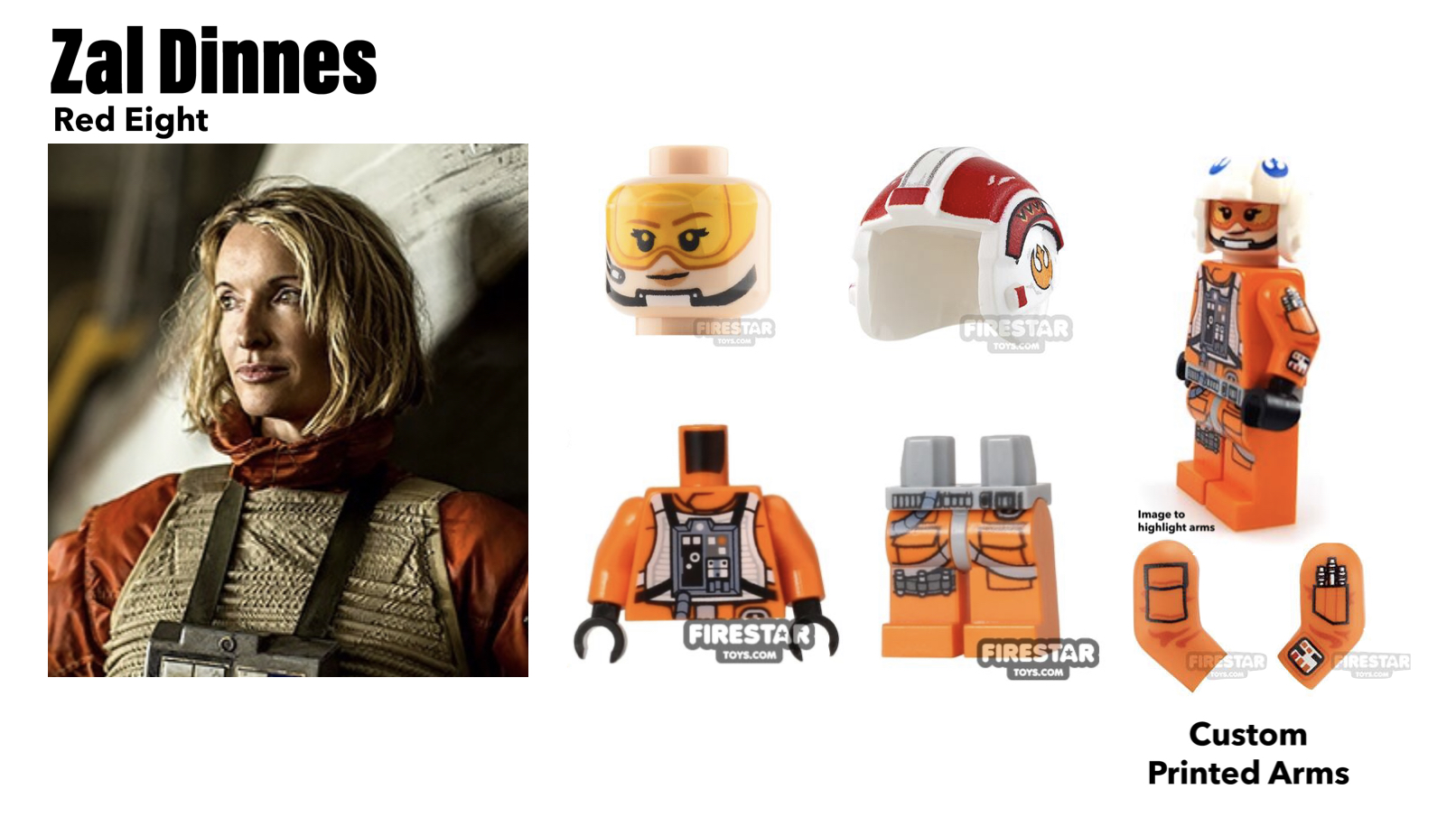 LEGO Red Squadron